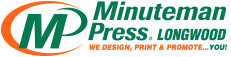 Minuteman Press Longwood Retina Logo