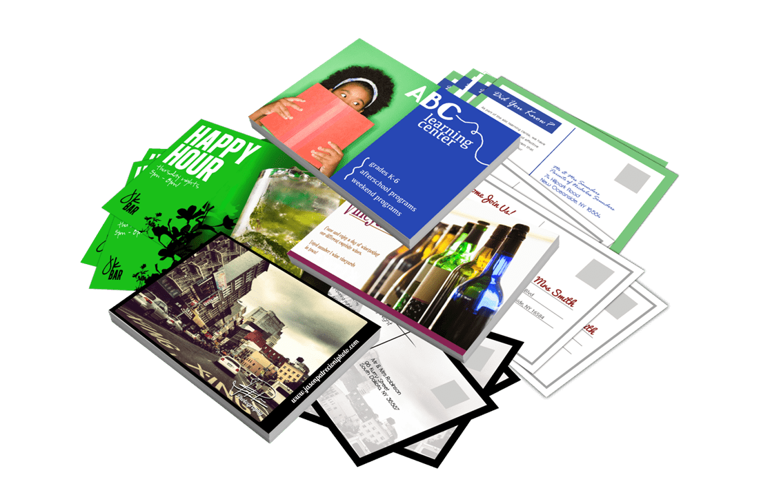 Postcard Mailing Services