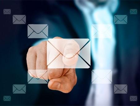 Minuteman Press Longwood Web Design -- Email Marketing