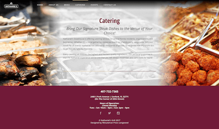 Nathaniels Website | Design Portfolio | MMP Longwood