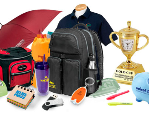 The Top 5 Reasons Promotional Products Work