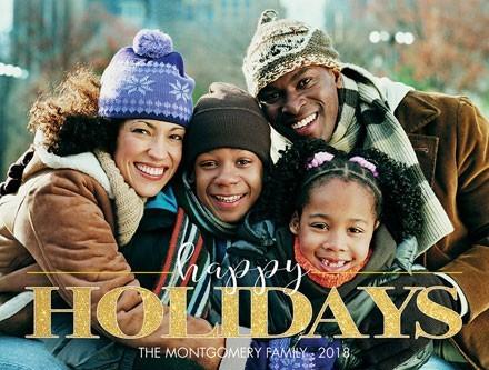 Happy Holidays Custom Cards | MMP Longwood