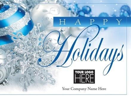 Custom Holidays Card | MMP Longwood