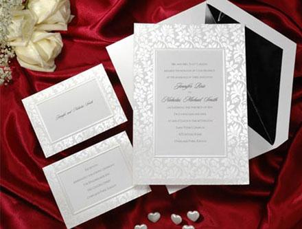 Wedding Invitation Cards | MMP Longwood