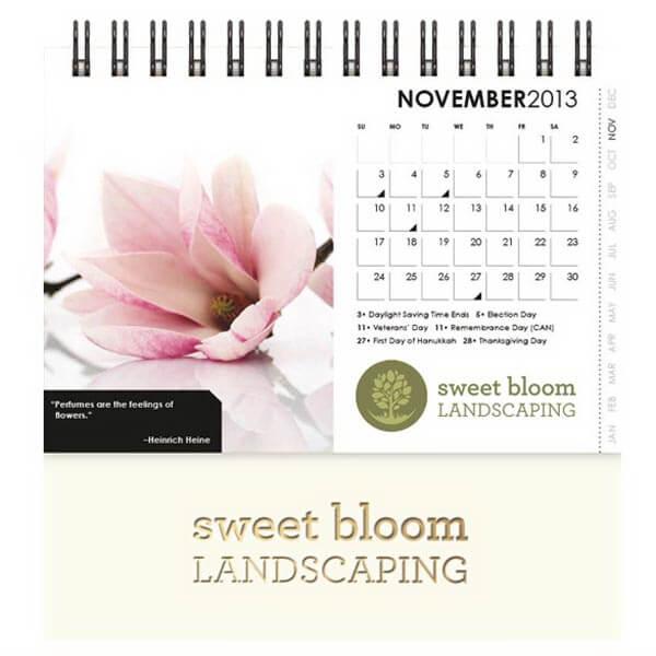 Spiral Calendar | MMP Longwood