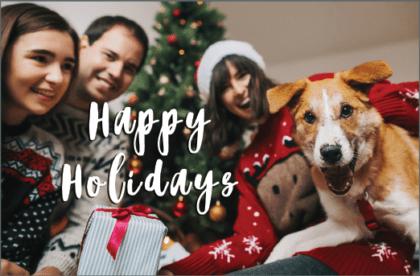 Holiday Card | Minuteman Press Longwood