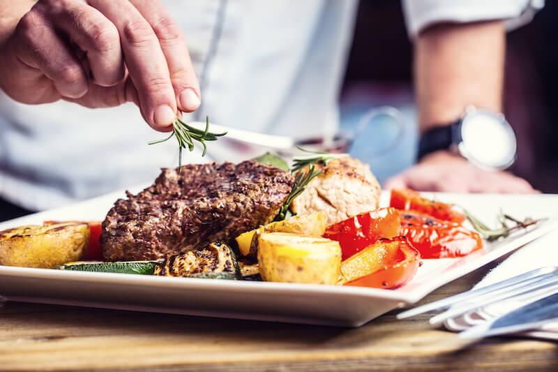 Chef | Minuteman Press Longwood